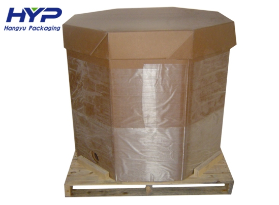 Liquid packing box