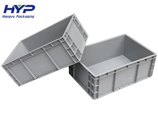 Plastic turnover box