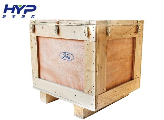 ベニヤ板木箱