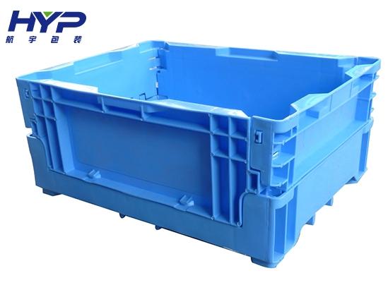 プラスチック回転箱